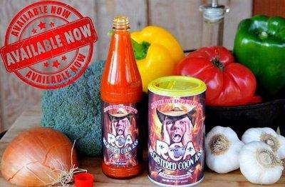 Daigles-Registered Coon Ass Hot Sauce 6oz