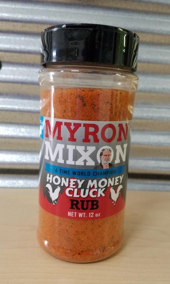 Myron Mixon- Honey Money Cluck 0635602100133