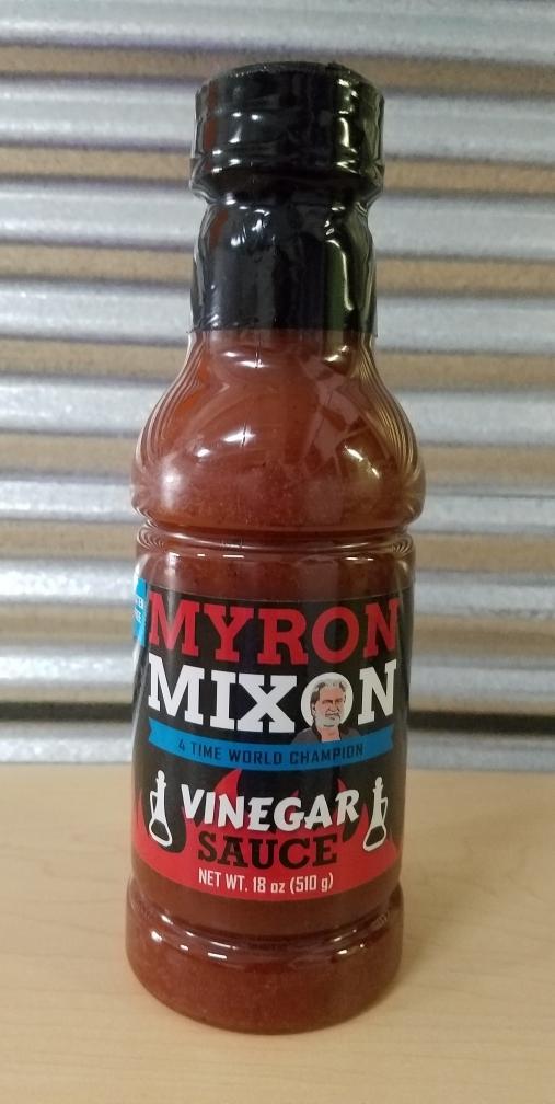 Myron Mixon- Vinegar Sauce 0635602100027