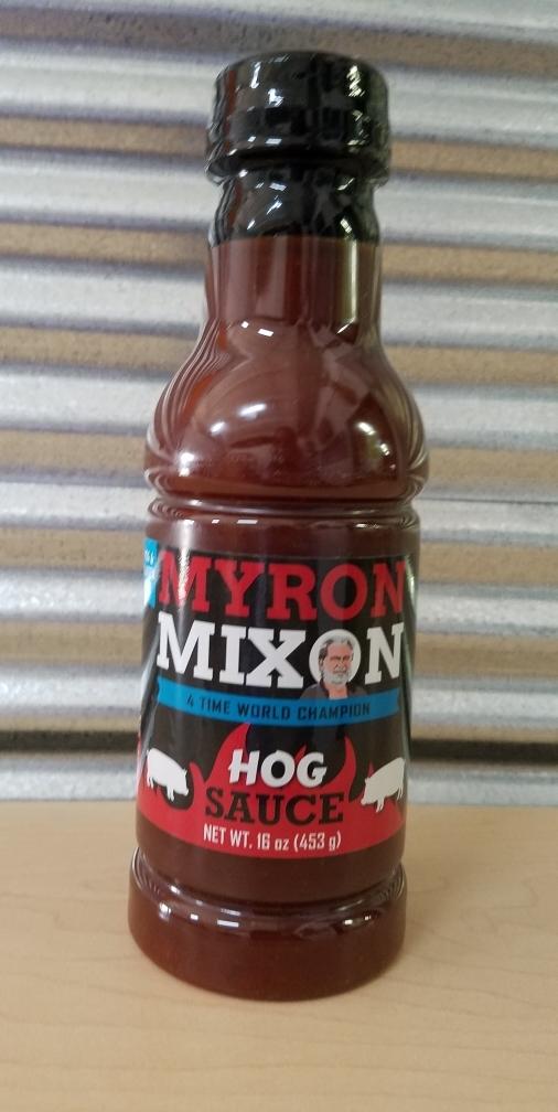 Myron Mixon- Hog Sauce 0635602100164
