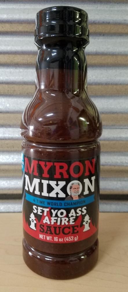 Myron Mixon- Set Yo Ass Afire 0635602100102