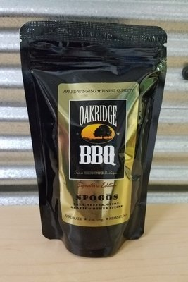 Oakridge BBQ- SPOGOS 6oz