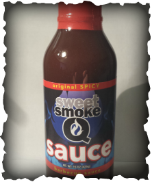 Sweet Smoke Q-Spicy 20oz