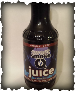Sweet Smoke Q- Beef Injection 23oz