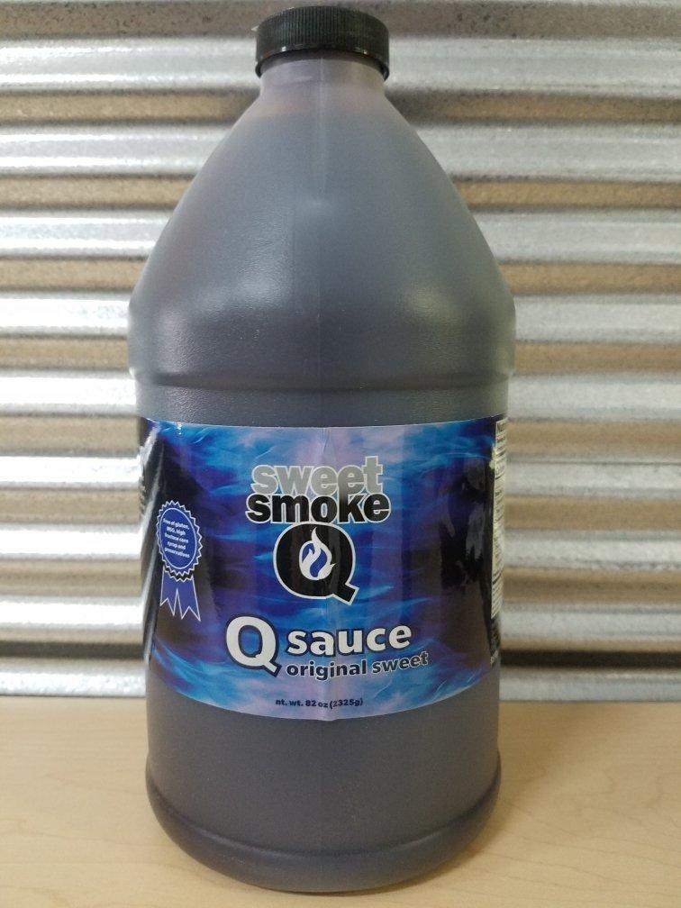 Sweet Smoke Q- Sweet 1/2 Gallon