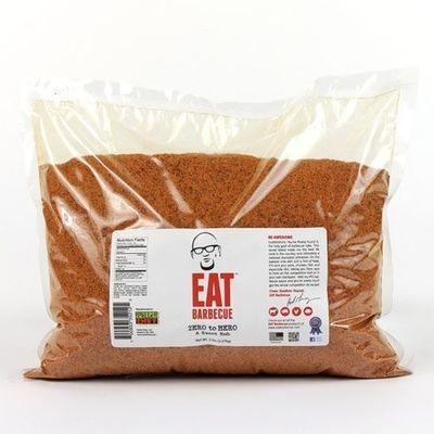 Eat BBQ-Zero to Hero 5 lb