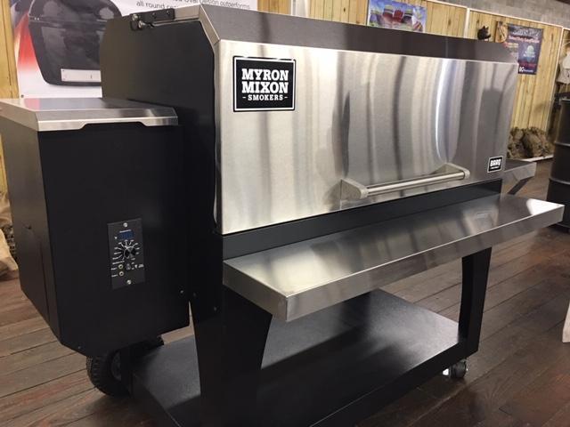 Myron Mixon- BARQ 3200 Pellet Grill- Large