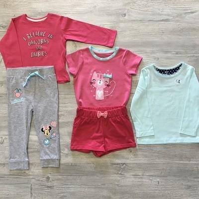 Лот №86 для малышей 1-2 года 5 предметов