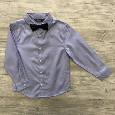 Рубашка + бабочка для мальчиков 3-4 года Primark/Ирландия