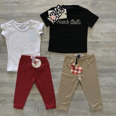 Лот №89 для малышей 1-2 года 4 предмета Мультибренд/Италия
