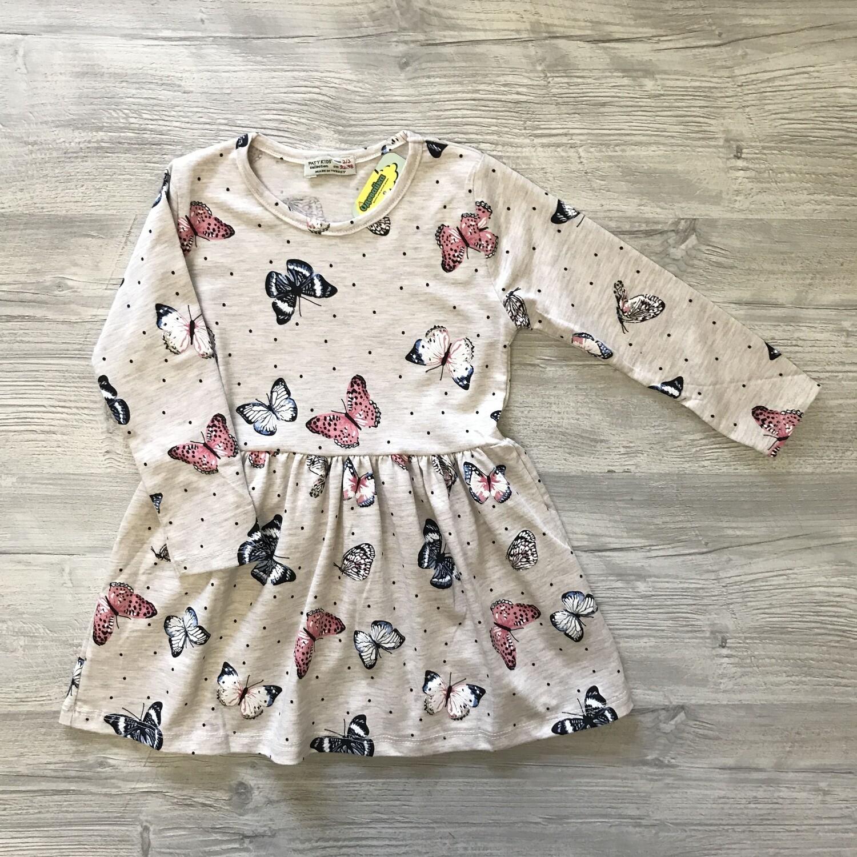 Платье для девочек 4-5 лет Paty Kids/Турция