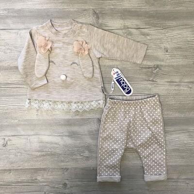 Костюм для малышей 9-12 месяцев Baby Hi/Турция