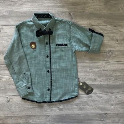 Рубашка для мальчиков 4-5 лет Турция