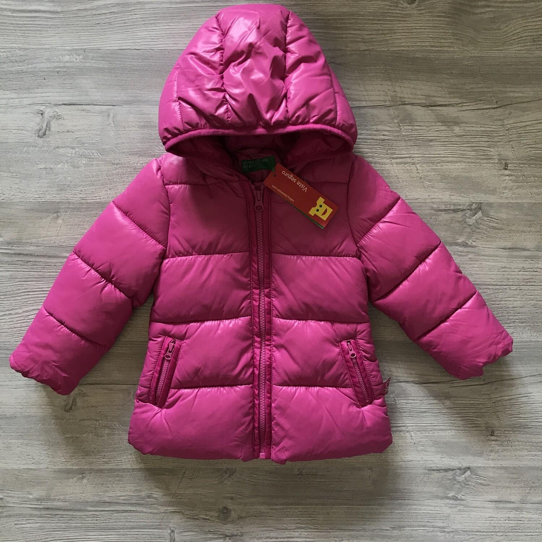 Пальто для малышей 1-1,5 года Benetton/Италия Зима