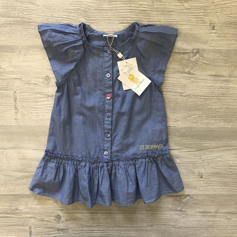 Платье для малышей 1,5-2 года Fagottino/Италия