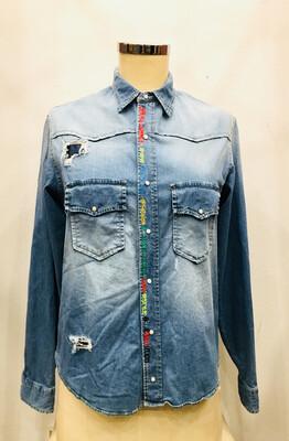 Camicia Jeans AGLINI