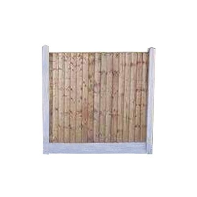 6x4' Heavy-duty Tanalised Fence Panel