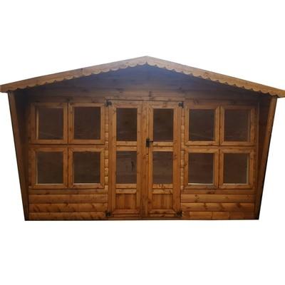 Renishaw Summer House (12x10')