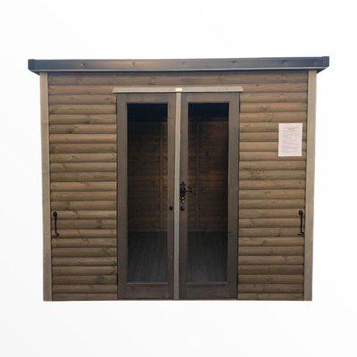 QShades Cabin 12x8'