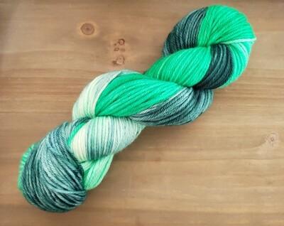Emerald Isle Hand Dyed Yarn