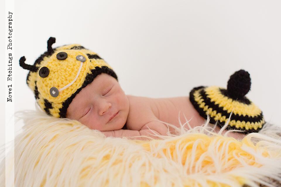 Bee Baby Crochet Pattern