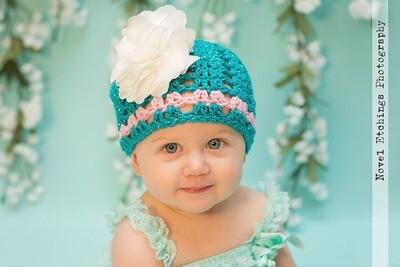 Ava Beanie Crochet Pattern