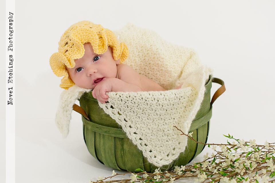 Buttercup Sunhat Crochet Pattern