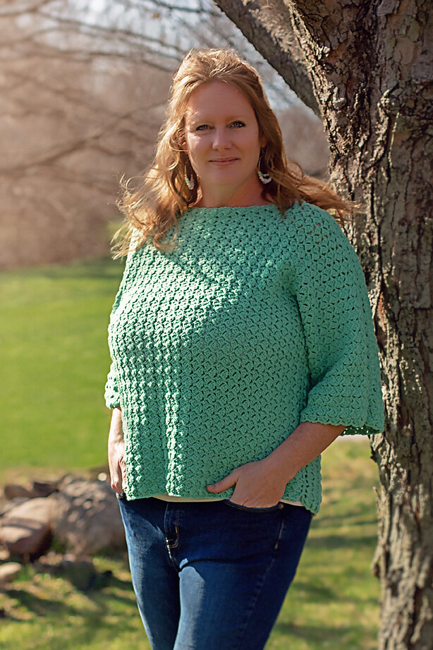 By the Bay Tunic Crochet Pattern