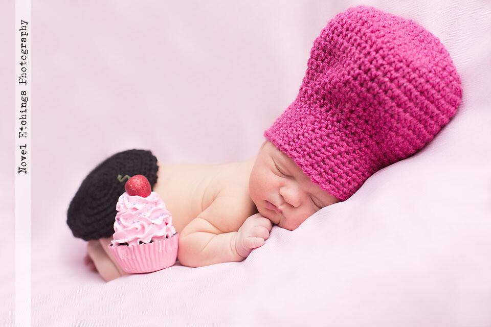 Chef Baby Crochet Pattern