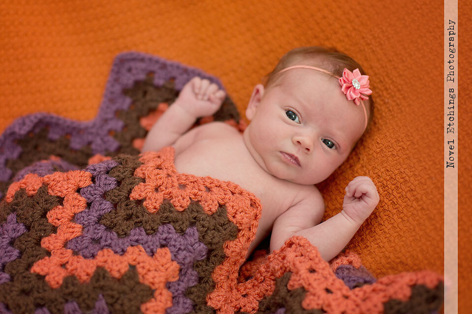 Chevron Granny Blanket Crochet Pattern