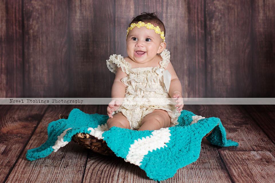Cozy Chevron Blanket Crochet Pattern