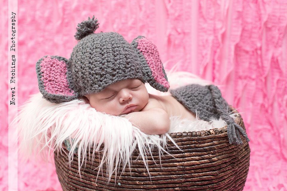 Elephant Baby Crochet Pattern