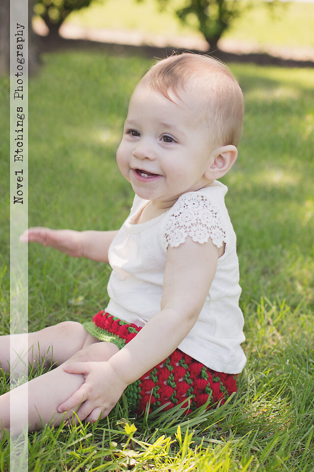 Noah Skirt Crochet Pattern