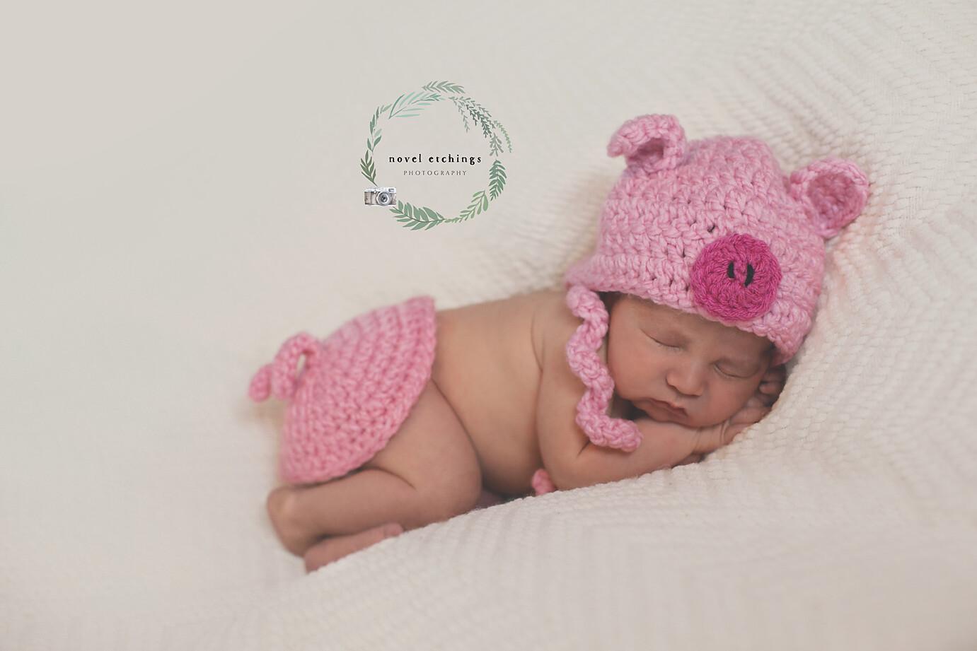 Pig Baby Crochet Pattern