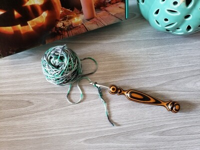 Halloween Crochet Hook