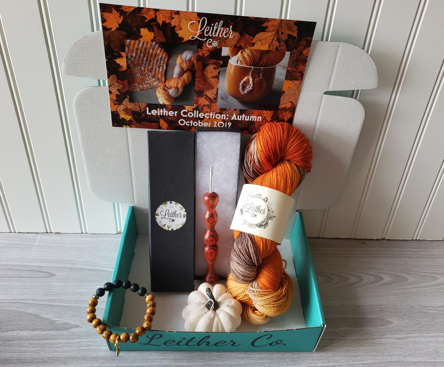Autumn Crochet Kit