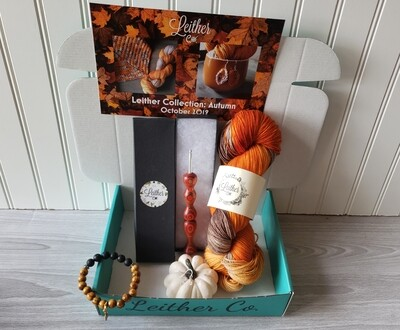 Autumn Crochet Kit