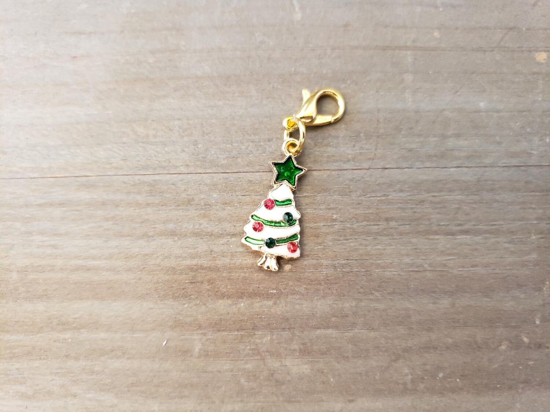 Christmas Tree Stitch Marker