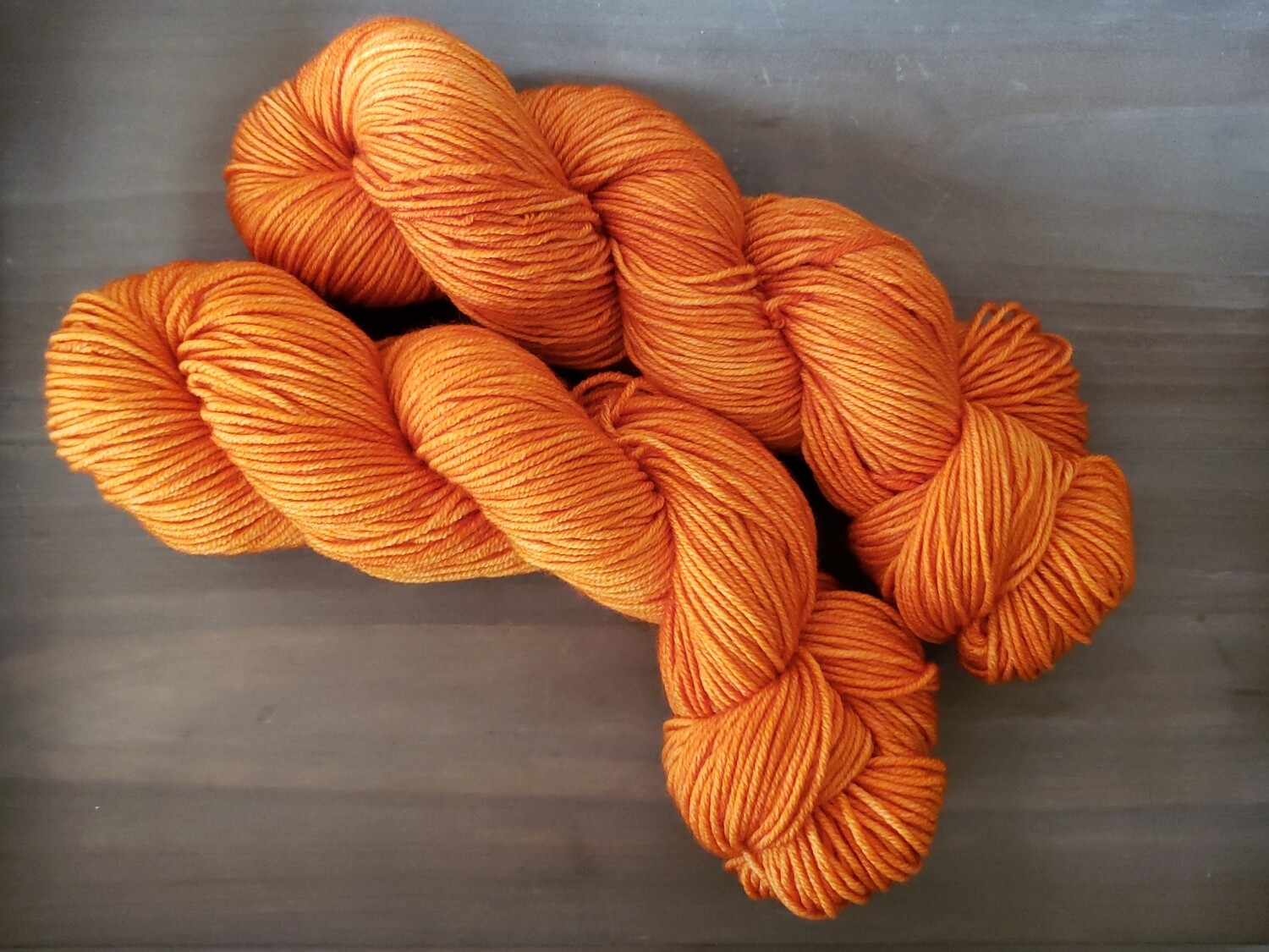 Spice Hand Dyed Yarn