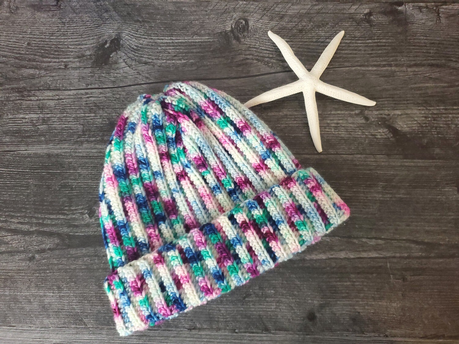 Under the Sea Beanie Crochet Pattern