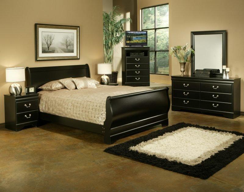 Superieur 3pc Queen Regency Bed