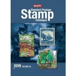 2019 Scott Standard Postage Stamp Catalogue, Volume 3 (Countries G-I)