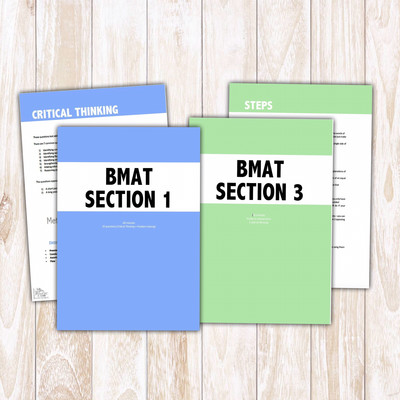 BMAT Notes   Section 1 & 3 Tips & Strategies