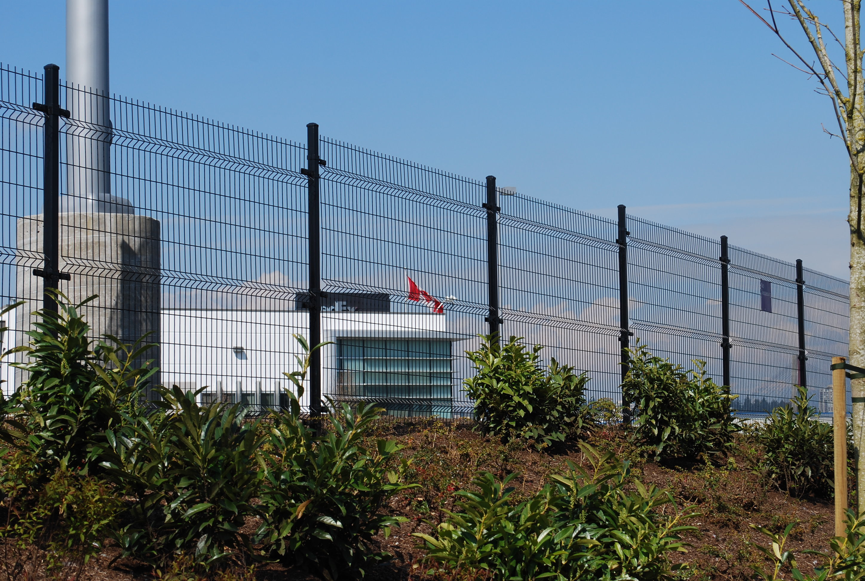 Mesh Panel Omega 2 Type A - Mesh Panel - Vancouver custom iron gates ...
