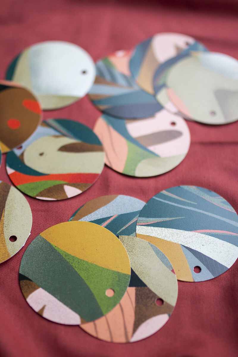 Festive Gift Tags/Decorations