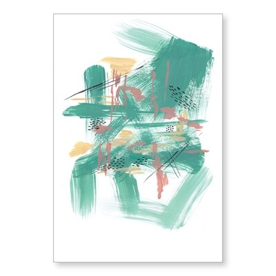 Abstracts I Art Print