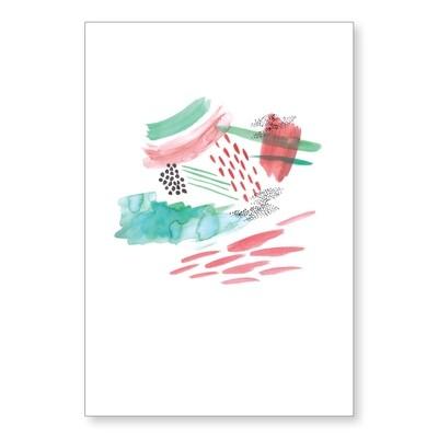 Abstracts III Art Print