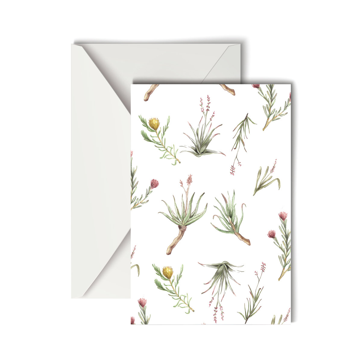 Fynbos Greeting card 00023