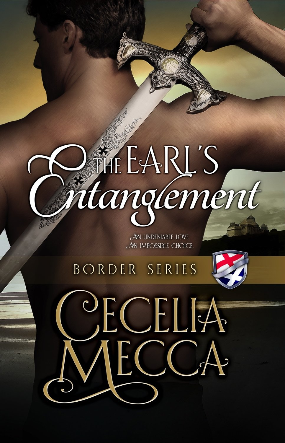 The Earl's Entanglement: Border Series Book 5