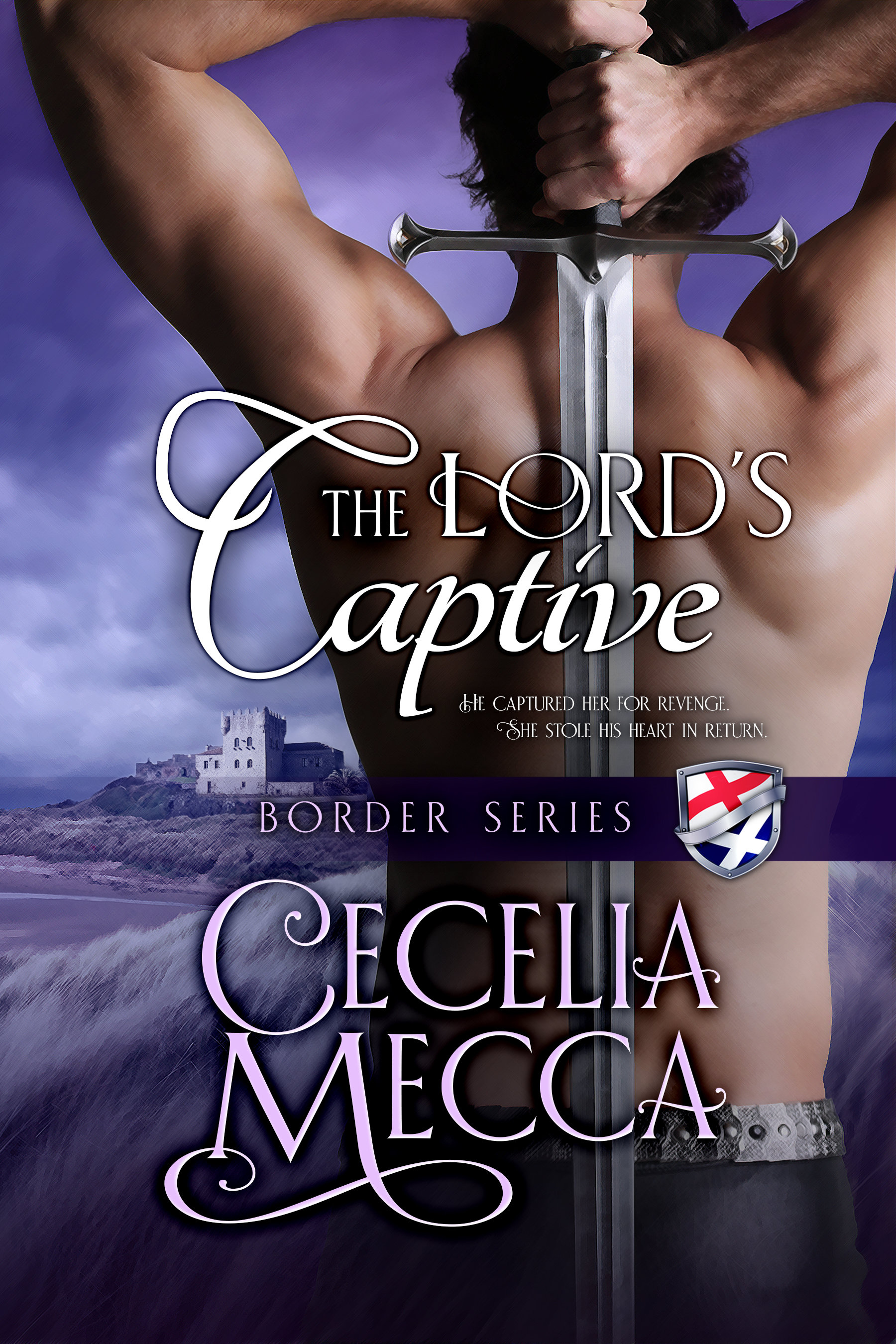 The Lord's Captive Border Series Book 2 00003
